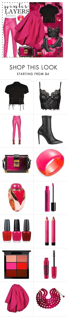 """Sundance"" by marionmeyer ❤ liked on Polyvore featuring River Island, Trussardi, Roland Mouret, INC International Concepts, NYX, OPI, Bobbi Brown Cosmetics, MAC Cosmetics, Essence and Pierre Cardin"