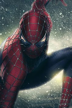The Real Spiderman by LifeEndsNow.deviantart.com on @DeviantArt