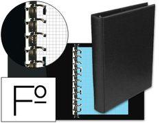 Carpeta multifin alfa plastico 16 anillas folio  http://www.20milproductos.com/archivo/carpetas-subcarpetas-y-dossieres/carpeta-multifin-alfa-plastico-1.html