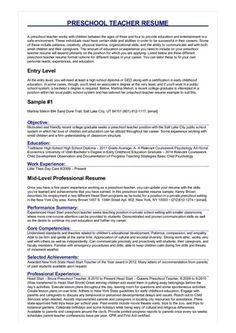 10 Resume Objective for Preschool Teacher 5 Preschool Teacher Resume, Teacher Resume Template, Preschool Teachers, Teacher Resumes, Cv Template, Resume Summary Examples, Resume Objective Examples, Babysitter Resume, Teacher Introduction Letter