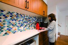 K様邸 - アクティブ・アート Decor, Kitchen Cabinets, Cabinet, Home Decor, Kitchen
