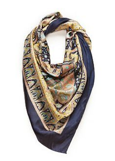 MANGO - Accessories - Foulards and Neck Scarves - Paisley print scarf