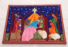 Christmas Nativity, Baby Jesus, Bible Stories, Frame, Painting, Home Decor, Art, Google, Patchwork Embutido