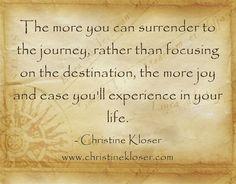 www.christinekloser.com