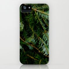 Evergreen iPhone Case by RDelean Designs @Society6