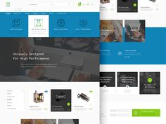 Homepage by James Atkinson