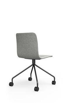 Sola Chair with Castors | Contract Furniture | Martela