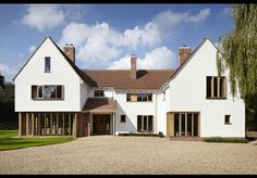 Project Orange completes 'traditional' home in Suffolk | News | Architects Journal