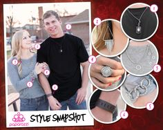 { Style Snapshot } Love is in the air! Wishing you a fun-filled Valentine's Day weekend surrounded by those you love! We love you!