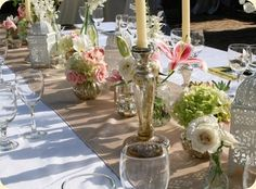 Burlap or just tan fabric? | Weddings, Style and Decor | Wedding Forums | WeddingWire