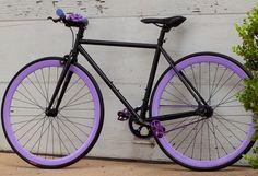 Fixed Gear - Fixie - noirbikes.com