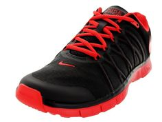 Nike Men's Free Trainer 3.0 Cross Training Shoes 630856 060 Black/Red Size 10.5…