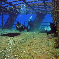 Cancun Wreck Dive