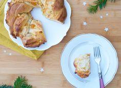 De kerstbrunch bij mij thuis is een traditie waar ik ieder jaar weer naar uitkijk. Mijn moeder pakt dan volledig uit met een tafel bomvol lekkers. Wentelteefjes French Toast, Sandwiches, Breakfast, Cake, Food, Pie, Mudpie, Cakes, Hoods