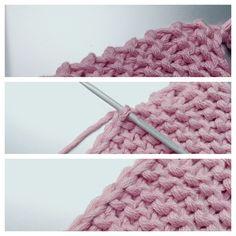 Image-1 Merino Wool Blanket, Stitch, Knitting, Crochet, Pattern, Image, Cross Stitch, Baby Poncho, Dressmaking