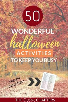The Ultimate Halloween Bucket List: 50 Fantastic October Activities This Halloween bucket list serves as the best check list to keep your October filled with fun. It is perfect for couples, fall family, friends, kids, college students, adults, and more. Fill your bullet journal with these fun ideas, including movies, haunted houses, date nights, pumpkin patch visits, and more. Pin now and check out this amazing Halloween bucket list and free printable today. #halloween #october #bucketlist