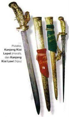 wisbenbae: Photo benda-benda pusaka Soekarno