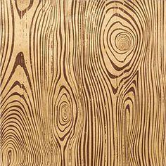 Woodgrain Brown Gold Paper At Source