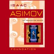 I finished listening to Foundation by Isaac Asimov, narrated by Scott Brick on my Audible app.  Try Audible and get it free.