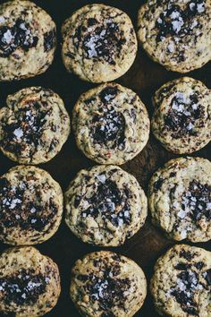 Brown Butter, Chocolate, Maple and Pecan Cookies | hummingbird high || a desserts and baking blog