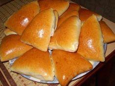 Пирожки на майонезе без масла и яиц.