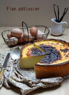 Je vous propose aujourd'hui une recette incontournable de nos boulangeries : le flan pâtissier. Mais attention, pas un banal flan comme on peut en trouver