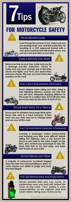 #Motorcycle #Safety #Tips