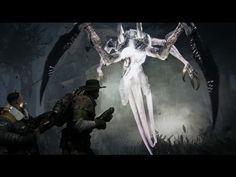 """Evolve - Wraith """"Stalker"""" Trailer. Because she's my favourite"""