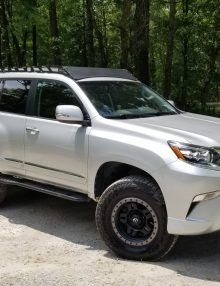 Shop our roof rack for Lexus crafted by Southern Style OffRoad! Contact us for any fitment or general product questions. Top Tents, Roof Top Tent, Lexus Gx 460, Weight Rack, Toyota Land Cruiser Prado, Black Bolt, Roof Lines, Roof Rack, Bar Lighting