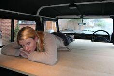 Stealth 110 van camper | LandyZone - Land Rover Forum