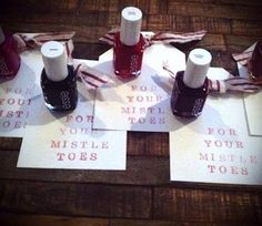 For your mistletoes - DIY Holiday Gift Ideas for Your Girls