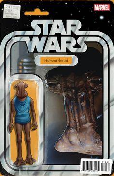 Star wars 14 john tyler Christopher variant