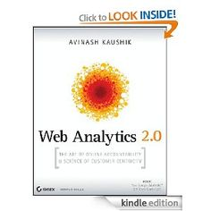 Web Analytics 2.0 by Avinash Kaushik - if you haven't read it you don't know shit about Internet Marketing :)