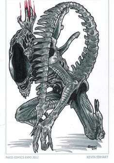 Alien Kevin Enhart