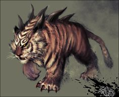 Bog+tiger+by+ilison.deviantart.com+on+@deviantART
