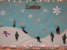 pinterest classroom bulletin boards   What is Snow? via Woodlawn Presbyterian