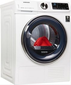 Warmepumpentrockner Quickdrive Dv6800 Dv81n62532w Eg 8 Kg Warmepumpentrockner Warme Energieverbrauch