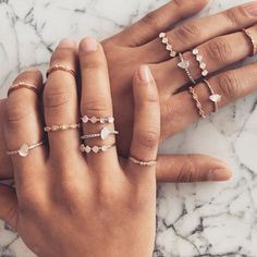 The only time we're okay with having our hands full. 💍💍💍 #Adornmonde…