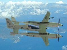 Scaled Composites F/A-44A Banshee