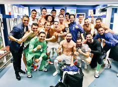 Real Madrid vs Valence (+ 3pts) Bueteurs : Ronaldo et Marcelo.