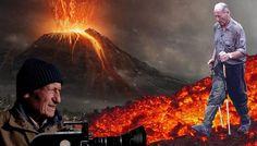 Haroun Tazieff (1914-1998), explorateur des volcans.