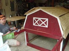 Birdsinbethel's Chicken Coop Tractor - BackYard Chickens Community