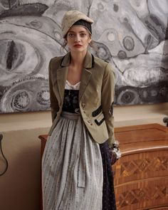 Elegant, Victorian, Folklore, Austria, How To Wear, Jackets, Collection, Dresses, Style