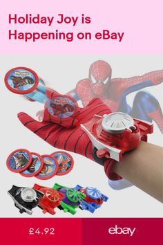 5b1ce49b8 Comic Book Heroes Toys & Games #ebay Toys For Boys, Games For Kids