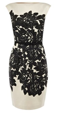 Roses Pencil Dress.....maybe when I'm 20lbs less :0)