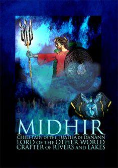 Irish Mythology: Midir and Etain