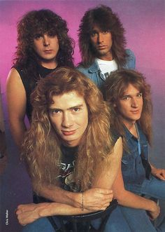 | Hair Metal Diaries, Megadeth
