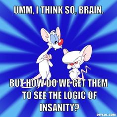 13 Best Pinky And The Brain Images The Brain Funny Stuff Funny