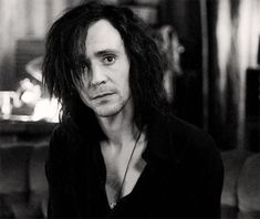 "Tom Hiddleston ""Only Lovers Left Alive""------I don't know why I like him with this hair so much, but I do."