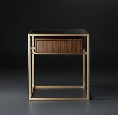 """Kennan Square Side Table 20"""" square, 22"""" high $712 member"""